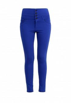 Женские синие брюки Charmante