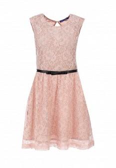 Розовое платье CONVER