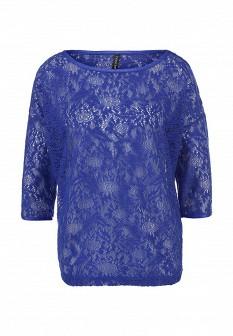 Синяя осенняя блузка Concept Club