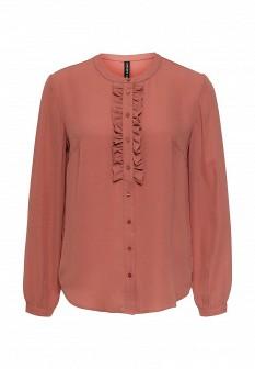 Осенняя коралловая блузка Concept Club