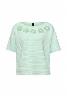 Женская бирюзовая футболка Concept Club