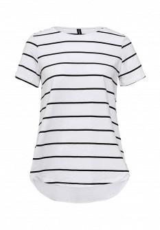 Женская белая футболка Concept Club