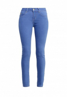 Женские голубые джинсы Concept Club