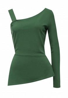 Женский зеленый лонгслив Concept Club