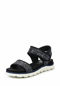 Женские синие сандалии COOLWAY
