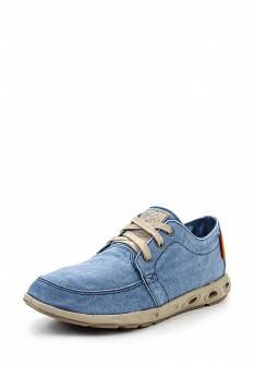 Мужские синие ботинки Columbia