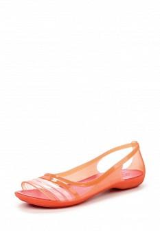 Женские коралловые сандалии