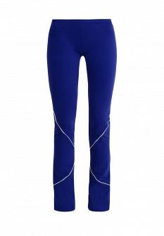 Женские синие брюки спорт