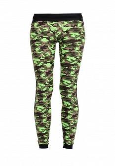 Зеленые осенние леггинсы Dali