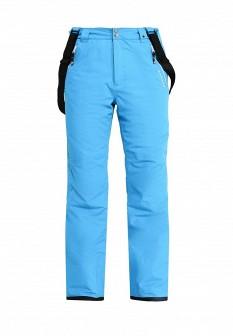 Мужские голубые осенние брюки
