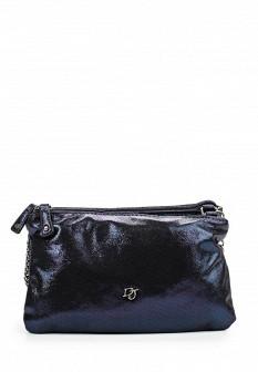 Женская синяя сумка David Jones