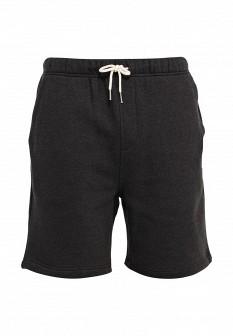 Мужские серые спортивные шорты