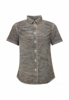 Мужская серая рубашка Desigual