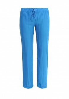 Женские голубые брюки Deseo