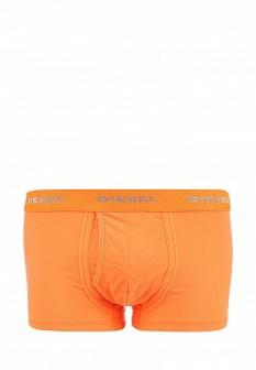 Мужские оранжевые осенние трусы