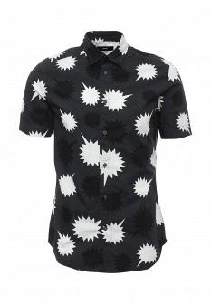 Мужская черная рубашка Diesel