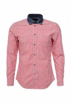 Мужская красная рубашка Diesel