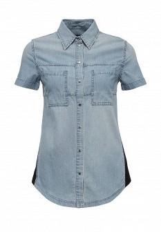 Женская джинсовая рубашка Diesel