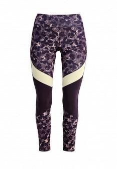 Фиолетовые леггинсы Drywash