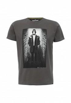 Мужская осенняя футболка