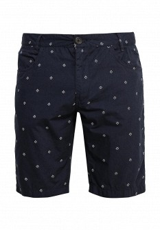 Мужские синие шорты E-BOUND
