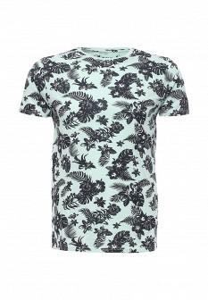Мужская мятная футболка E-BOUND