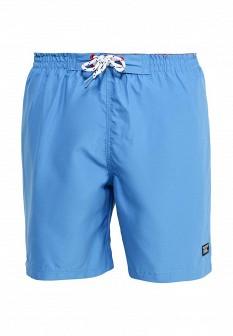 Мужские голубые шорты E-BOUND