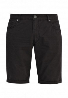 Мужские черные шорты E-BOUND