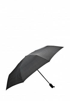 Женский серый осенний зонт Eleganzza