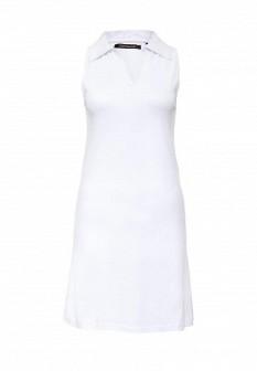 Белое платье emoi