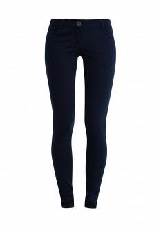 Женские синие осенние брюки emoi