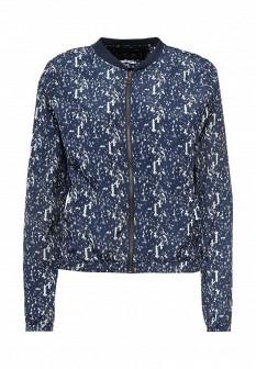 Женская синяя куртка emoi