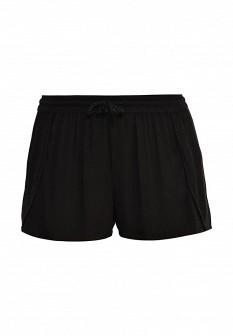 Женские черные шорты emoi