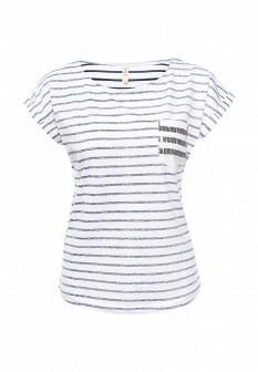 Женская белая футболка emoi