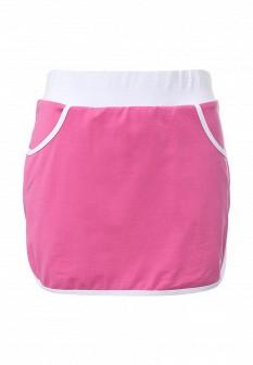 Розовая юбка EMDI