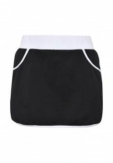 Черная осенняя юбка EMDI