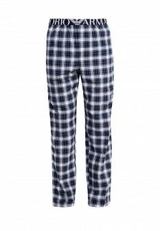 Мужские синие осенние брюки Emporio Armani