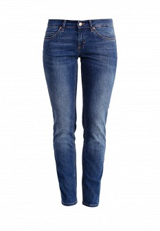 Женские синие джинсы Escada Sport