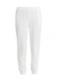 Женские белые осенние брюки Escada Sport