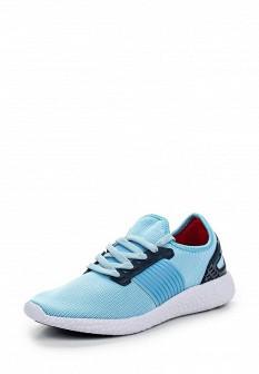 Мужские голубые кроссовки Escan