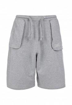 Мужские серые шорты Everlast