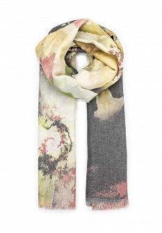 Женский итальянский осенний летний шарф