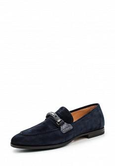 Мужские осенние туфли лоферы