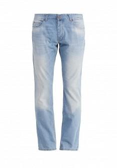 Мужские голубые джинсы F5