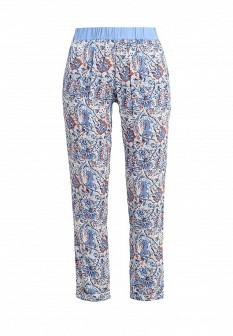 Женские голубые брюки F5