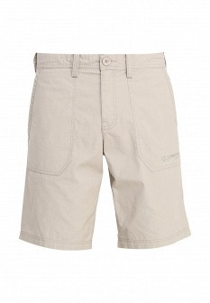 Мужские серые шорты Finn Flare