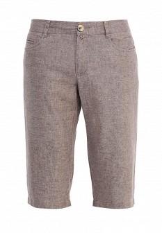 Мужские коричневые шорты Finn Flare