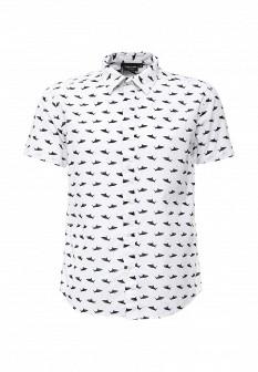 Мужская белая рубашка Finn Flare