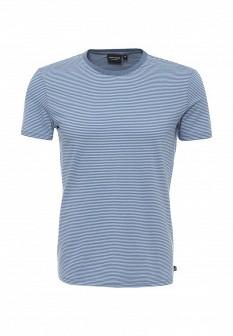 Мужская синяя футболка Finn Flare