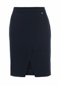 Синяя юбка Finn Flare